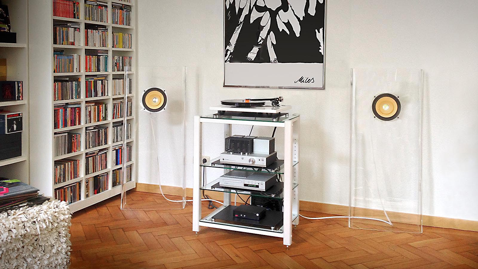 AER Custom Livingroom