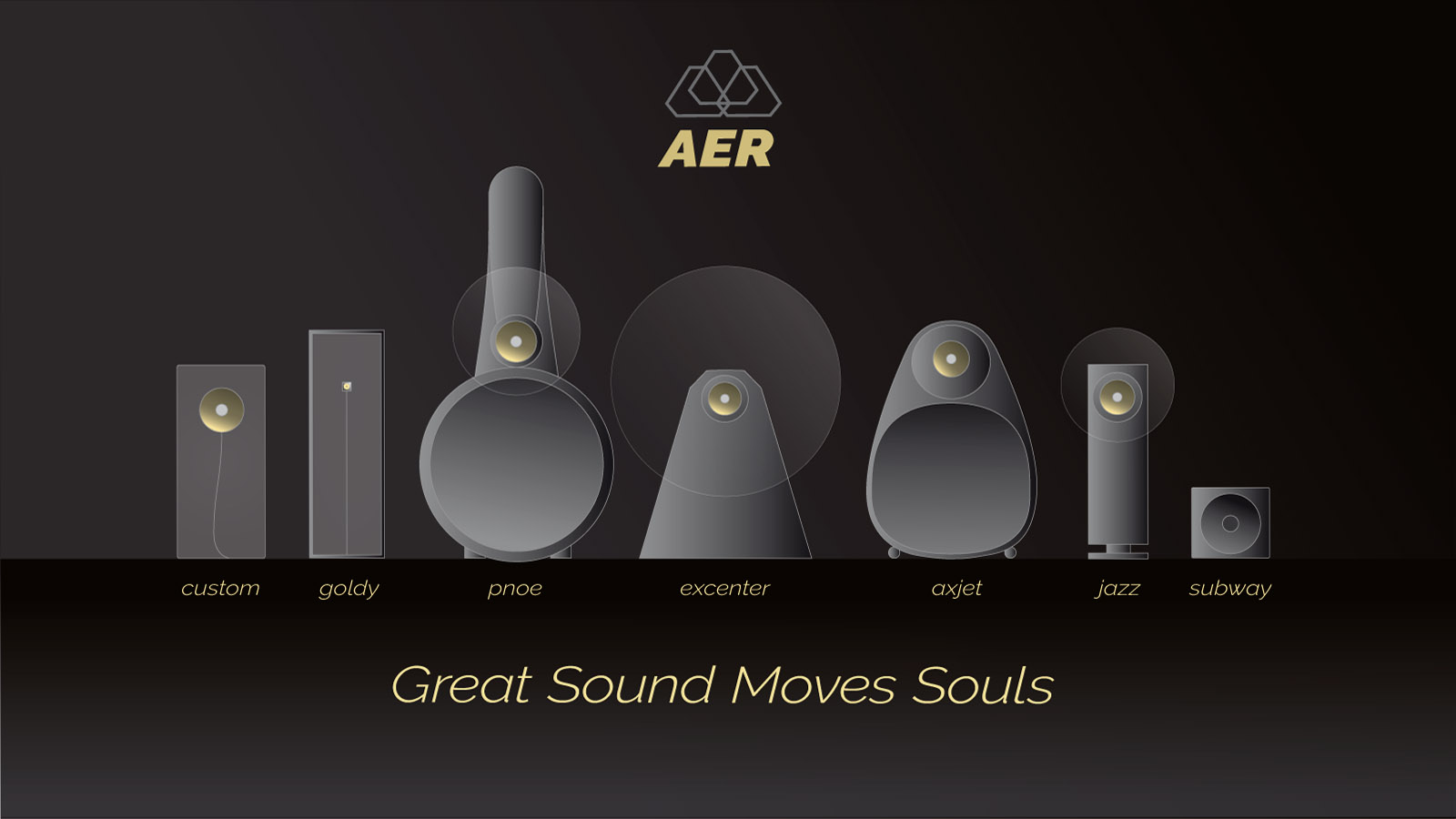 AER great sound move souls